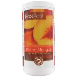 Protifast Hyperproteine Boisson Pêche Mangue Pot 500 g