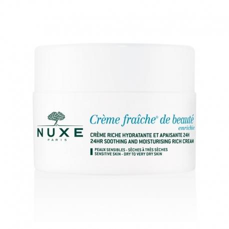 Nuxe Crème Fraîche de Beauté Enrichie 50 ml