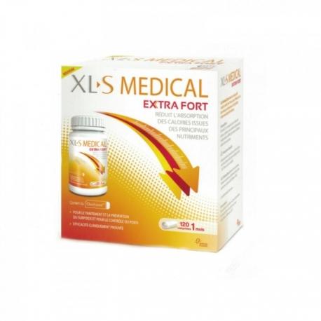 XLS Médical Extra Fort 120 comprimés