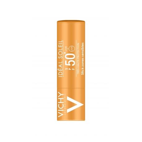 Vichy Ideal Soleil IP50+ visage et zones sensibles 9g