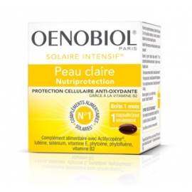 Oenobiol Solaire Intensif Nutriprotection 30 Capsules
