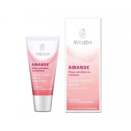 Weleda Amande Fluide Confort Absolu 30 ml