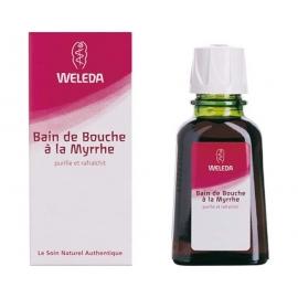 Weleda Bain de Bouche à la Myrrhe 50 ML
