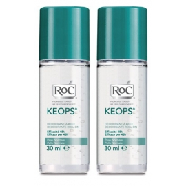 Roc Keops Deodorant à Bille Lot 2 X 30 ML