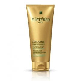Furterer Solaire Gel douche nutritif cheveux et corps 200 ML
