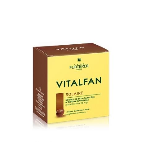 Furterer Solaire Vitalfan 30 capsules