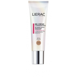 Lierac BB Crème Luminescence lumière perfectrice peau & teint spf 25 Teinte Doré 30 ml