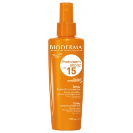 Bioderma Photoderm Photoderm BRONZ Spray SPF 15 200 ml