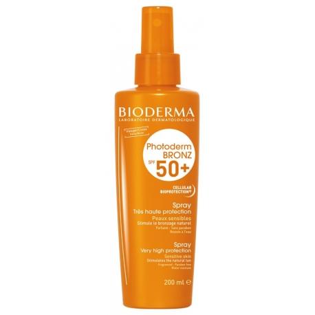 Bioderma Photoderm Bronz Spray SPF 50+ 200 ml