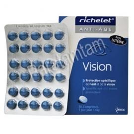 RICHELET ANTI AGE VISION 30 COMPRIMES
