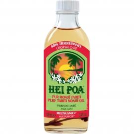 Hei Poa Pur MonoÏ Tahiti -Tiaré 100 ml + Shamoing Douche 150 ml Offert
