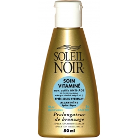 Soleil Noir Soin Vitaminé Après-soleil 50 ml