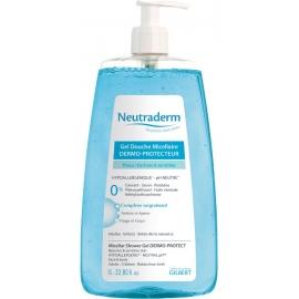 Neutraderm Gel Douche Micellaire Dermo-protecteur 1 l