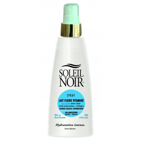 Soleil Noir Lait Fluide Vitamine Après-soleil Spray 150 ml