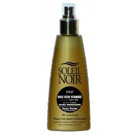 Soleil Noir Huile Sèche Vitaminée Sans Filtre Spray 150 ml