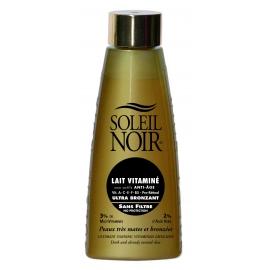 Soleil Noir Lait Vitaminé Sans Filtre 150 ml