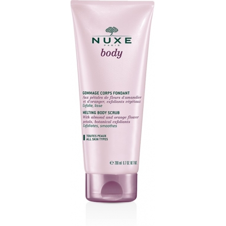 Nuxe Body Gommage Corps Fondant 200 ml