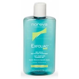 Noreva Exfoliac Gel doux nettoyant purifiant 250 ML