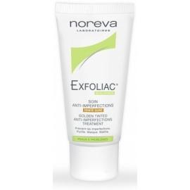 Noreva Exfoliac Soin anti-imperfections teinté doré 30 ML