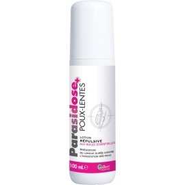 Parasidose+ Poux-lentes Lotion Repulsive 100 ML