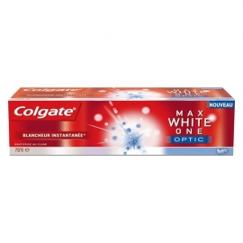 Colgate Dentifrice Max White One Optic 75 ml