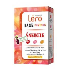 Léro BASE Juniors Energie 20 Capsules