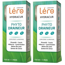Léro HYDRACUR Phyto Draineur  2 x 150 ml