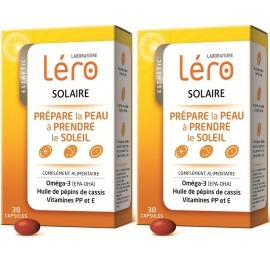Léro Solaire 2 x 30 capsules