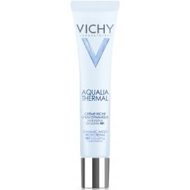 Vichy Aqualia Thermal Crème riche hydratation dynamique tube 40 ML