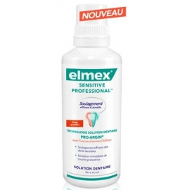 Elmex Solution Dentaire Sensitive professional 400 ml