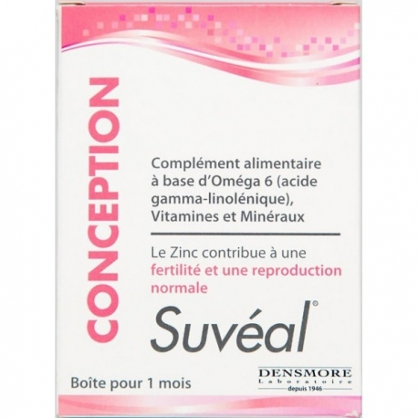 Suveal Conception 30 Gelules