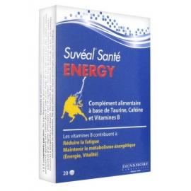 Suvéal Santé Energy 20 Comprimés
