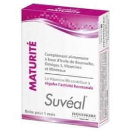 Suvéal Maturité 30 Capsules