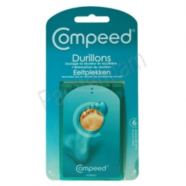 COMPEED DURILLONS 6 PANSEMENTS