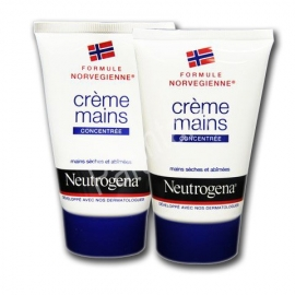 NEUTROGENA CREME MAINS LOT DE  2 x 50 ML