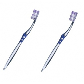 Elgydium Brosse à Dents Inter-active Souple Duo