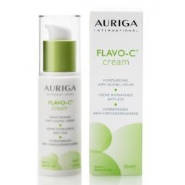 Auriga Flavo-C Crème Hydratante Anti-âge 30 ml