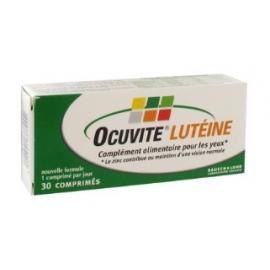 Bausch + Lomb Ocuvite Lutéine 30 Comprimés