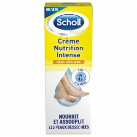 Scholl Crème Nutrition Intense 60 ml