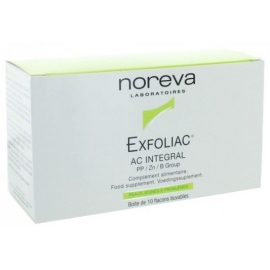 Exfoliac AC Integral 10 Flacons Buvables