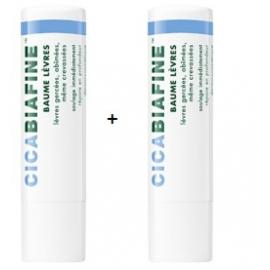 Cicabiafine Baume lèvres 2 x 4.8 g
