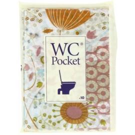 WC Pocket Lunettes Jetables x 10