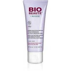 Nuxe Bio Beauté Crème Visage Haute Nutrition 40 ml
