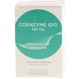 Granions Coenzyme Q10 120 mg 30 gélules