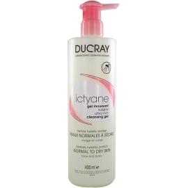 Ducray Ictyane Gel moussant surgras 400 ml