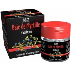 S.I.D Nutrition Phytoclassics Baie de Myrtille 30 gélules