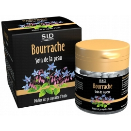 S.I.D Nutrition Phytoclassics Bourrache 30 Capsules