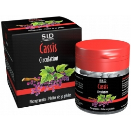 S.I.D Nutrition Phytoclassics Cassis 30 gélules