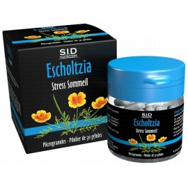 S.I.D Nutrition Phytoclassics Escholtzia 30 gélules