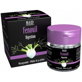 S.I.D Nutrition Phytoclassics Fenouil 30 gélules